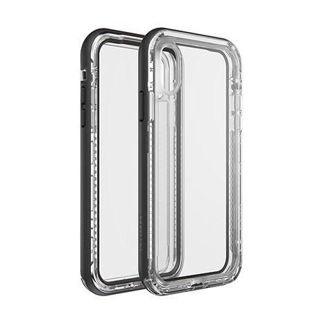 LifeProof NÃ‹XT Case for Apple iPhone XR Smartphone - Black Crystal