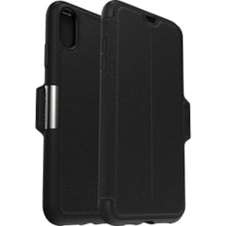 OtterBox Strada Carrying Case (Portfolio) iPhone Xs Max, Card - Shadow