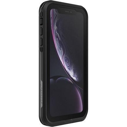 big sale ee936 62179 LifeProof Fre Case for Apple iPhone XR - Asphalt