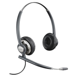Plantronics Encorepro HW720 Over The Head Binaural Noise Cancelling Corded Headset Top