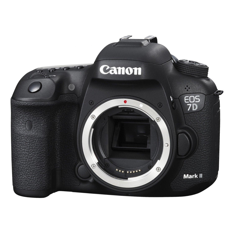 Canon EOS 7D Mark II 20.2 Megapixel Digital SLR Camera Body Only