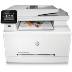 HP LaserJet Pro M283 M283fdn Laser Multifunction Printer - Colour