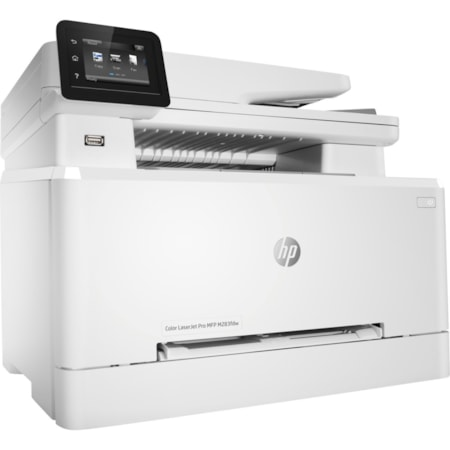 HP LaserJet Pro M283 M283fdw Laser Multifunction Printer - Colour