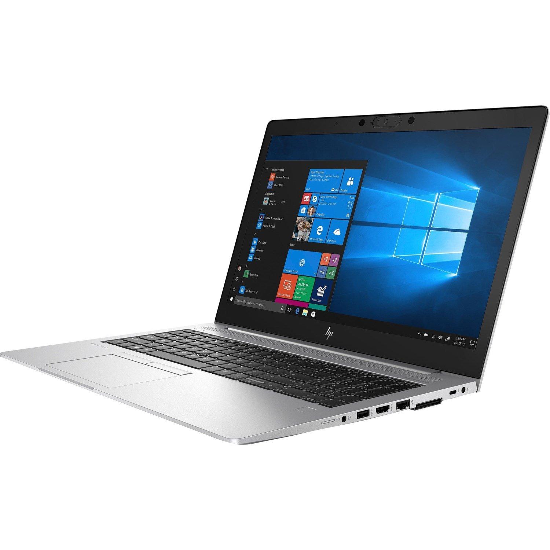 """HP EliteBook 850 G6 39.6 cm (15.6"""") Notebook - 1920 x 1080 - Intel Core i5 (8th Gen) i5-8265U Quad-core (4 Core) 1.60 GHz - 8 GB RAM - 256 GB SSD"""