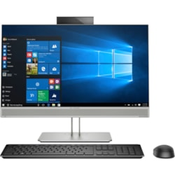 "HP EliteOne 800 G5 All-in-One Computer - Intel Core i5 9th Gen i5-9500 3 GHz - 8 GB RAM DDR4 SDRAM - 256 GB SSD - 60.5 cm (23.8"") 1920 x 1080 - Desktop"