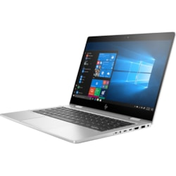 "HP EliteBook x360 830 G6 33.8 cm (13.3"") Touchscreen 2 in 1 Notebook - 1920 x 1080 - Intel Core i3 (8th Gen) i3-8145U Dual-core (2 Core) 2.10 GHz - 8 GB RAM - 256 GB SSD"