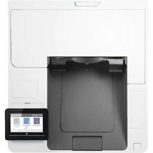 HP LaserJet Enterprise M612x Desktop Laser Printer - Monochrome