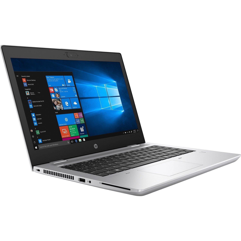 "HP ProBook 640 G5 35.6 cm (14"") Notebook - 1920 x 1080 - Core i7 i7-8565U - 8 GB RAM - 16 GB Optane Memory - 256 GB SSD - Natural Silver"