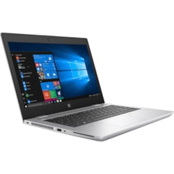 "HP ProBook 640 G5 35.6 cm (14"") Notebook - 1920 x 1080 - Intel Core i7 (8th Gen) i7-8665U Quad-core (4 Core) 1.90 GHz - 8 GB RAM - 256 GB SSD - Natural Silver"
