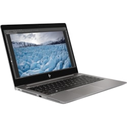 "HP ZBook 14u G6 35.6 cm (14"") Mobile Workstation - 1920 x 1080 - Core i7 i7-8565U - 16 GB RAM - 512 GB SSD - Turbo Silver"