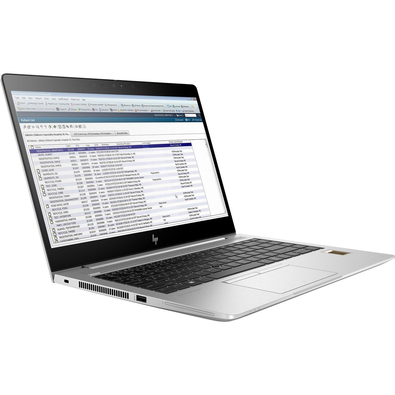 "HP EliteBook 840 G6 Healthcare Edition 35.6 cm (14"") Touchscreen Notebook - 1920 x 1080 - Core i7 i7-8665U - 16 GB RAM - 512 GB SSD"