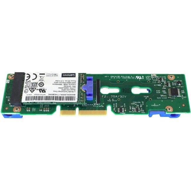Lenovo 5100 5100 PRO 480 GB Solid State Drive - M.2 2280 Internal - SATA (SATA/600)