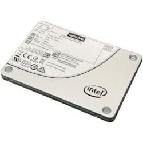 "Lenovo 480 GB Solid State Drive - SATA (SATA/600) - 2.5"" Drive - Internal"