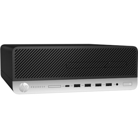 HP Business Desktop ProDesk 600 G5 Desktop Computer - Intel Core i5 9th Gen i5-9500 3 GHz - 8 GB RAM DDR4 SDRAM - 256 GB SSD - Small Form Factor