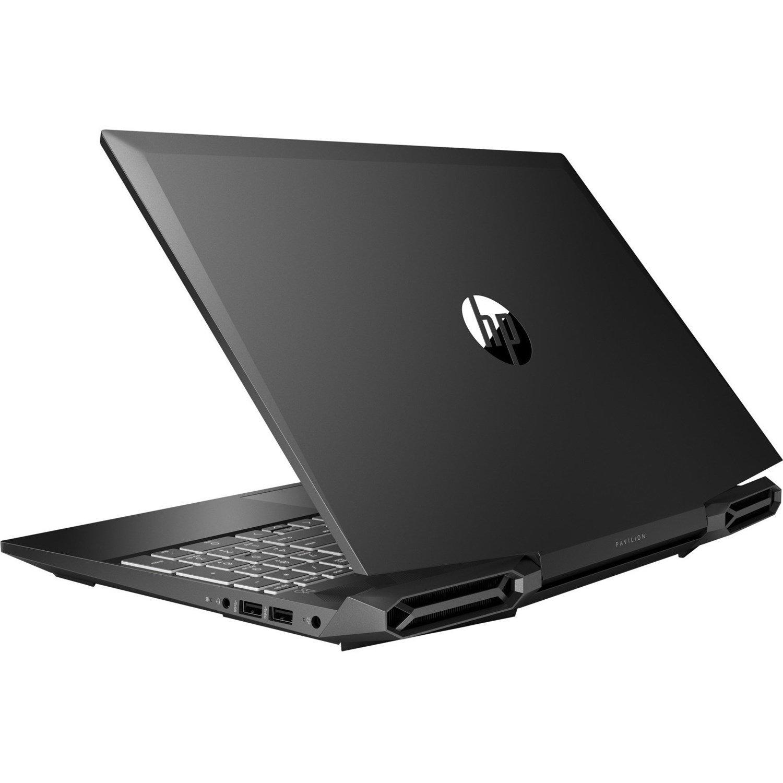 """HP Pavilion Gaming 15-dk0000 15-dk0222tx 39.6 cm (15.6"""") Gaming Notebook - 1920 x 1080 - Core i7 i7-9750H - 16 GB RAM - 512 GB SSD"""