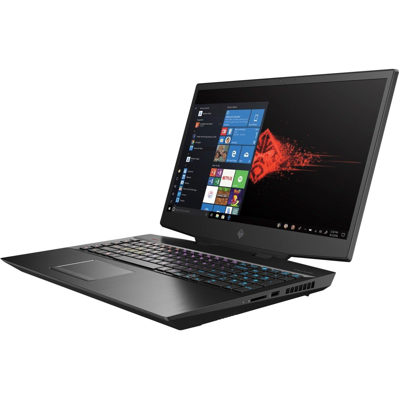 "HP OMEN 17-cb0000 17-cb0063tx 43.9 cm (17.3"") Gaming Notebook - 1920 x 1080 - Core i9 i9-9880H - 32 GB RAM - 512 GB SSD"