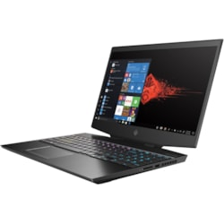 "HP OMEN 15-dh0000 15-dh0144tx 39.6 cm (15.6"") Gaming Notebook - 1920 x 1080 - Core i7 i7-9750H - 16 GB RAM - 512 GB SSD - Shadow Black"