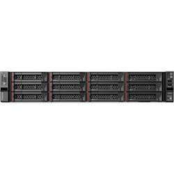 "LENOVO Server : SR550, Xeon Silver 4110 8C 2.1GHz, 1x16GB (1Rx4 1.2V) RDIMM, 1x3.5"" SATA/SAS 8-Bay, 930-8i 2GB Flash PCIe, 1x750W, 1xToolless Slide Rail"