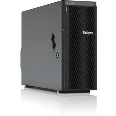 Lenovo ThinkSystem ST550 7X101008AU 4U Tower Server - 1 x Xeon Silver 4110 - 16 GB RAM HDD SSD - 12Gb/s SAS, Serial ATA/600 Controller