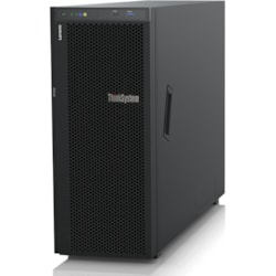 Lenovo ThinkSystem ST550 7X10100AAU 4U Tower Server - 1 x Intel Xeon Silver 4110 Octa-core (8 Core) 2.10 GHz - 16 GB Installed TruDDR4 - 12Gb/s SAS, Serial ATA/600 Controller - 0, 1, 5, 10, 50, JBOD RAID Levels - 1 x 750 W