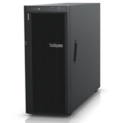Lenovo ThinkSystem ST550 7X10A0AAAU 4U Tower Server - 1 x Xeon Silver 4208 - 16 GB RAM HDD SSD - 12Gb/s SAS, Serial ATA/600 Controller