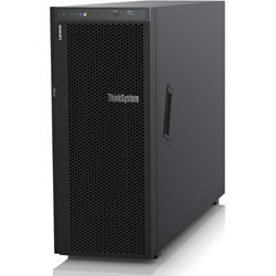 Lenovo ThinkSystem ST550 7X10A0AKAU 4U Tower Server - 1 x Xeon Silver 4210 - 32 GB RAM HDD SSD - 12Gb/s SAS, Serial ATA/600 Controller