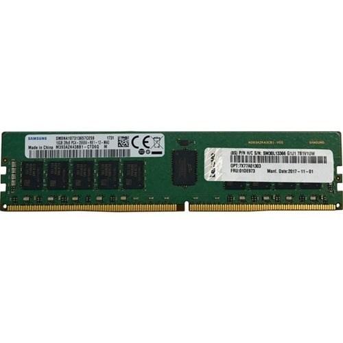 Lenovo RAM Module - 32 GB (1 x 32 GB) - DDR4-2666/PC4-21300 DDR4 SDRAM - CL19 - 1.20 V