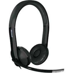 Microsoft LifeChat LX-6000 Wired Over-the-head Stereo Headset