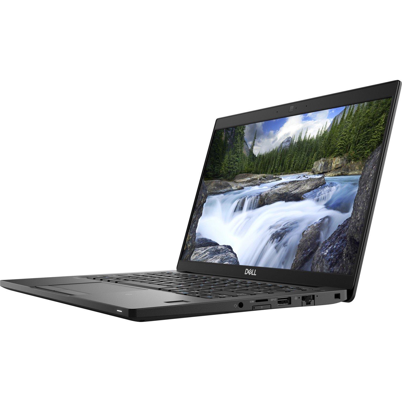"Dell Latitude 7000 7390 33.8 cm (13.3"") LCD Notebook - Intel Core i7 (8th Gen) i7-8650U Quad-core (4 Core) 1.90 GHz - 8 GB DDR4 SDRAM - 256 GB SSD - Windows 10 Pro 64-bit (English) - 1920 x 1080"