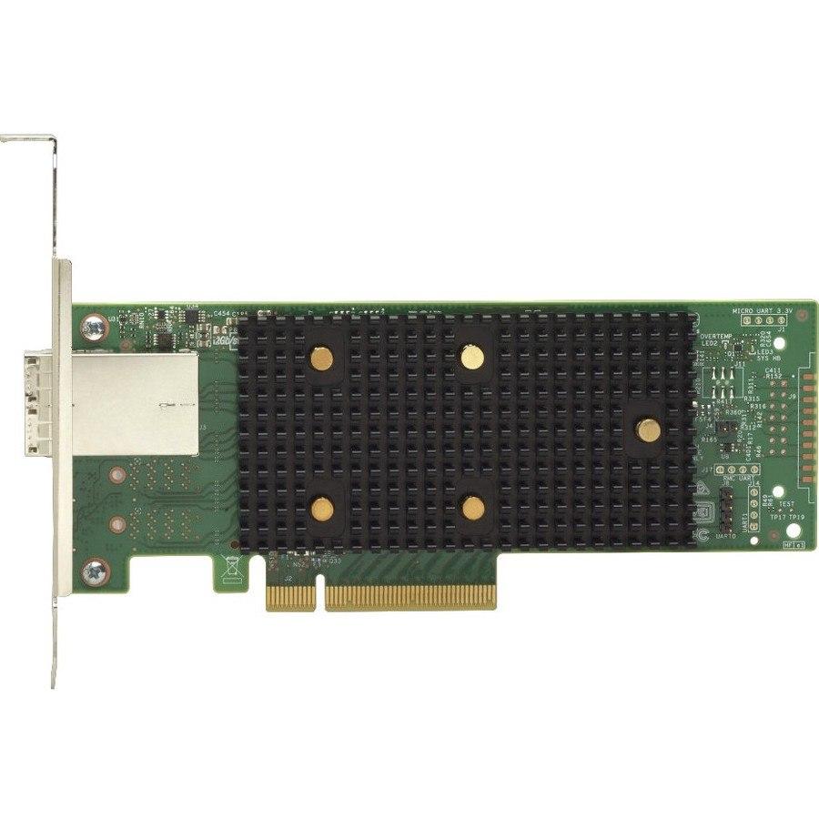 Lenovo 430-8e SAS Controller - 12Gb/s SAS - PCI Express 3.0 x8 - Plug-in Card