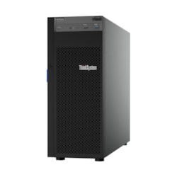Lenovo ThinkSystem ST250 7Y45A01UAU 4U Tower Server - 1 x Xeon E-2176G - 16 GB RAM HDD SSD - Serial ATA/600 Controller