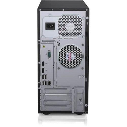 Lenovo ThinkSystem ST50 7Y49A01JAU 4U Tower Server - 1 x Xeon E-2104G - 8 GB RAM HDD SSD - Serial ATA/600 Controller