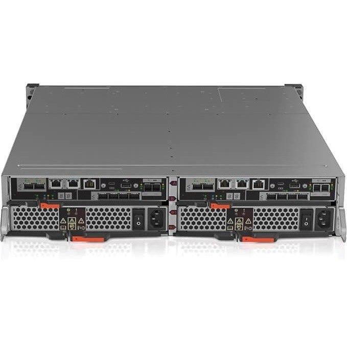 Lenovo ThinkSystem DE6000H 60 x Total Bays SAN Storage System - 4U Rack-mountable
