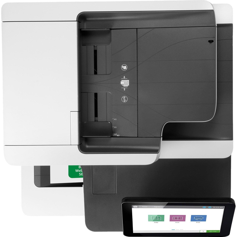 HP LaserJet Enterprise M578 M578dn Laser Multifunction Printer - Colour