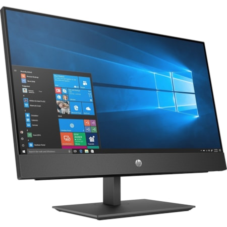 """HP Business Desktop ProOne 400 G5 All-in-One Computer - Core i5 i5-9500T - 8 GB RAM - 1 TB HDD - 60.5 cm (23.8"""") 1920 x 1080 Touchscreen Display - Desktop"""