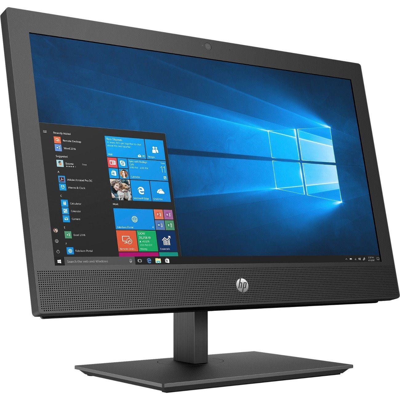 "HP Business Desktop ProOne 400 G5 All-in-One Computer - Core i3 i3-9100T - 4 GB RAM - 500 GB HDD - 50.8 cm (20"") 1600 x 900 - Desktop"