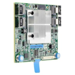 HPE Smart Array P816i-a SAS Controller - 12Gb/s SAS, Serial ATA/600 - PCI Express 3.0 x8 - 4 GB Flash Backed Cache - Plug-in Module