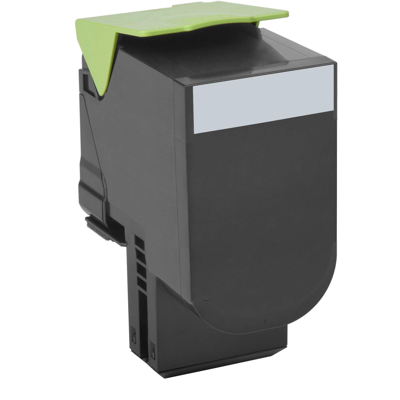 Lexmark Unison 808HK Original Toner Cartridge - Black