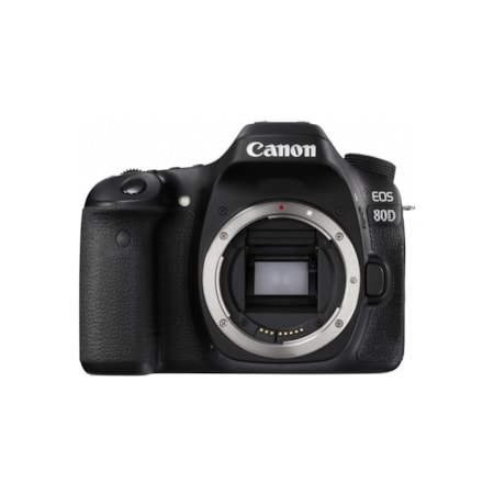 Canon EOS 80D 24.2 Megapixel Digital SLR Camera Body Only