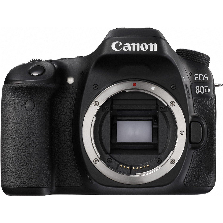Canon EOS 80D 24.2 Megapixel Digital SLR Camera Body Only