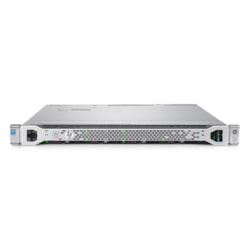 HPE ProLiant DL360 G9 1U Rack Server - 1 x Intel Xeon E5-2603 v4 Hexa-core (6 Core) 1.70 GHz - 8 GB Installed DDR4 SDRAM - 12Gb/s SAS Controller - 1 x 500 W