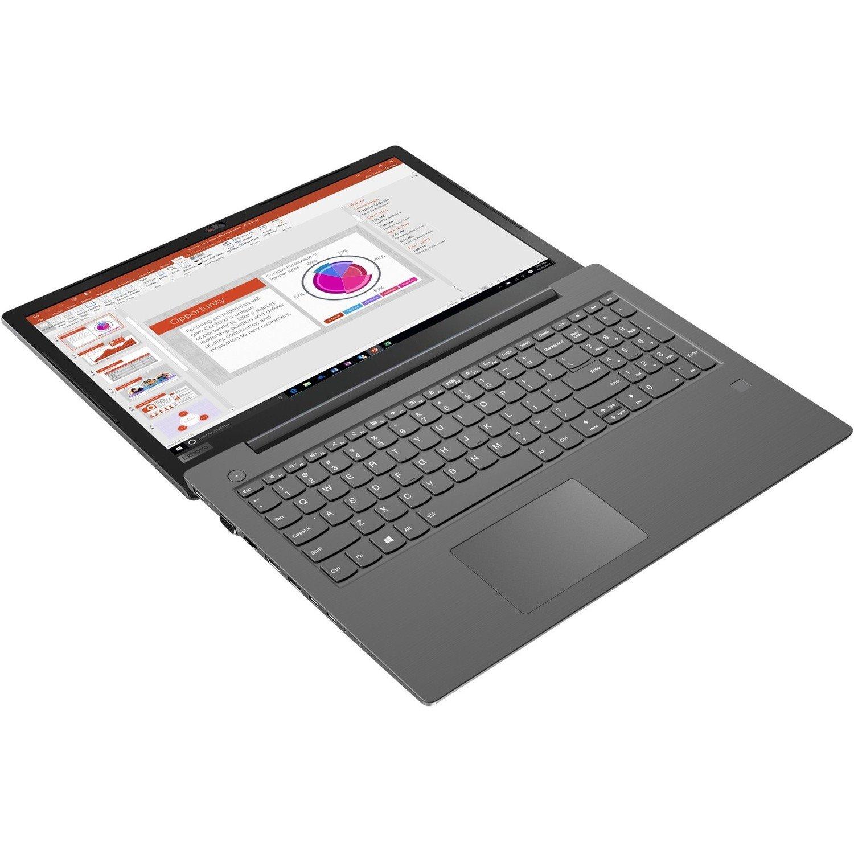 """Lenovo V330-15IKB 81AX00HFAU 39.6 cm (15.6"""") LCD Notebook - Intel Core i5 (8th Gen) i5-8250U Quad-core (4 Core) 1.60 GHz - 8 GB DDR4 SDRAM - 256 GB SSD - Windows 10 Pro 64-bit (English) - 1366 x 768 - Twisted nematic (TN)"""