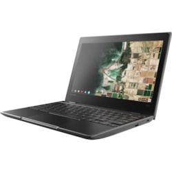 "Lenovo 100e Chromebook 2nd Gen 81MA0006AU 29.5 cm (11.6"") Chromebook - 1366 x 768 - Celeron N4000 - 4 GB RAM - 32 GB Flash Memory - Grey"