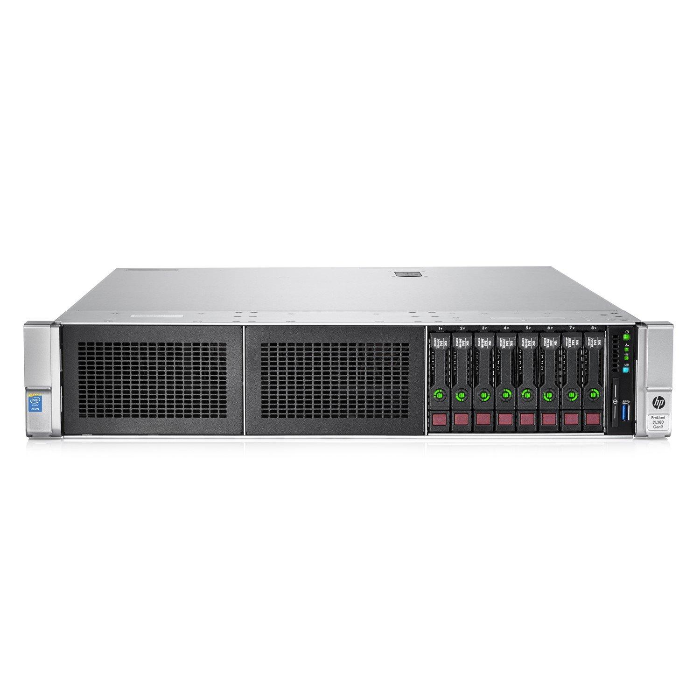 HPE ProLiant DL380 G9 2U Rack Server - 1 x Intel Xeon E5-2609 v4 Octa-core (8 Core) 1.70 GHz - 8 GB Installed DDR4 SDRAM - Serial ATA/600 Controller - 0, 1, 5, 10 RAID Levels - 1 x 500 W