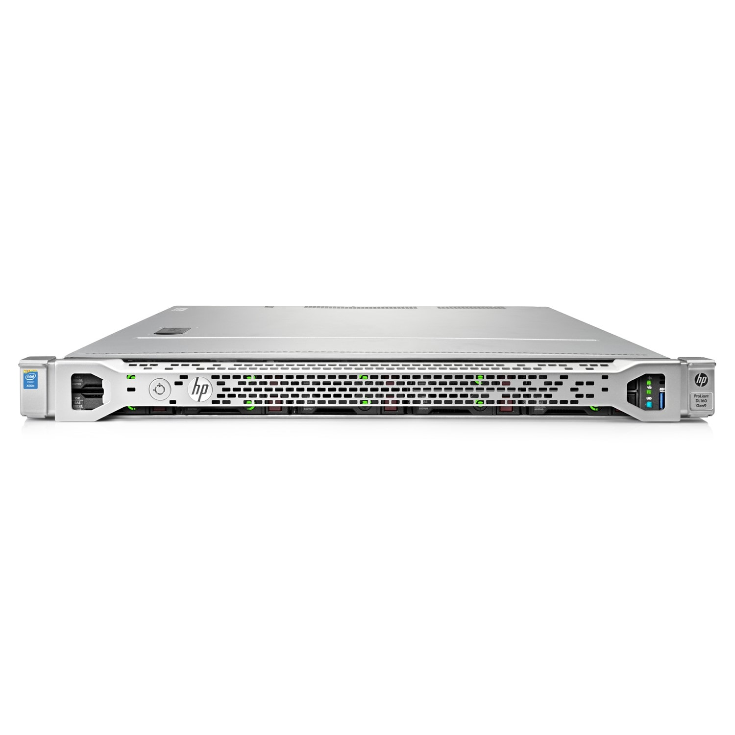 Buy HPE ProLiant DL160 G9 1U Rack Server - 1 x Intel Xeon ...