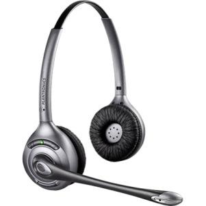 258e301ab47 Plantronics Savi WH350/A Wireless DECT Stereo Headset - Over-the-head -