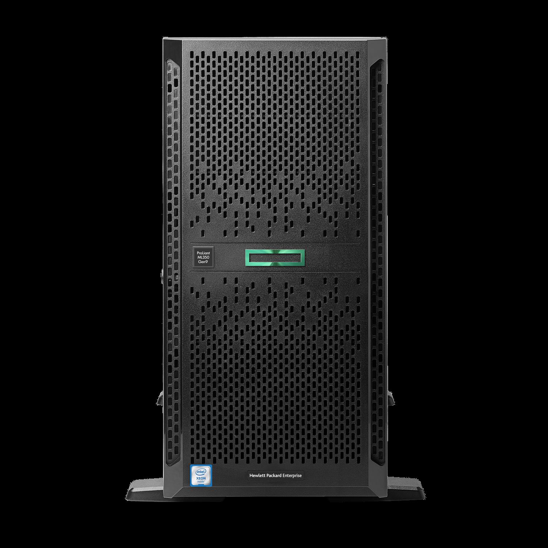 HPE ProLiant ML350 G9 5U Tower Server - 1 x Intel Xeon E5-2609 v4 Octa-core (8 Core) 1.70 GHz - 8 GB Installed DDR4 SDRAM - Serial ATA/600 Controller - 0, 1, 5, 10 RAID Levels - 1 x 500 W