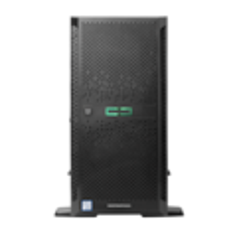 HPE ProLiant ML350 G9 5U Tower Server - 1 x Intel Xeon E5-2620 v4 Octa-core (8 Core) 2.10 GHz - 16 GB Installed DDR4 SDRAM - 12Gb/s SAS Controller - 1 x 500 W
