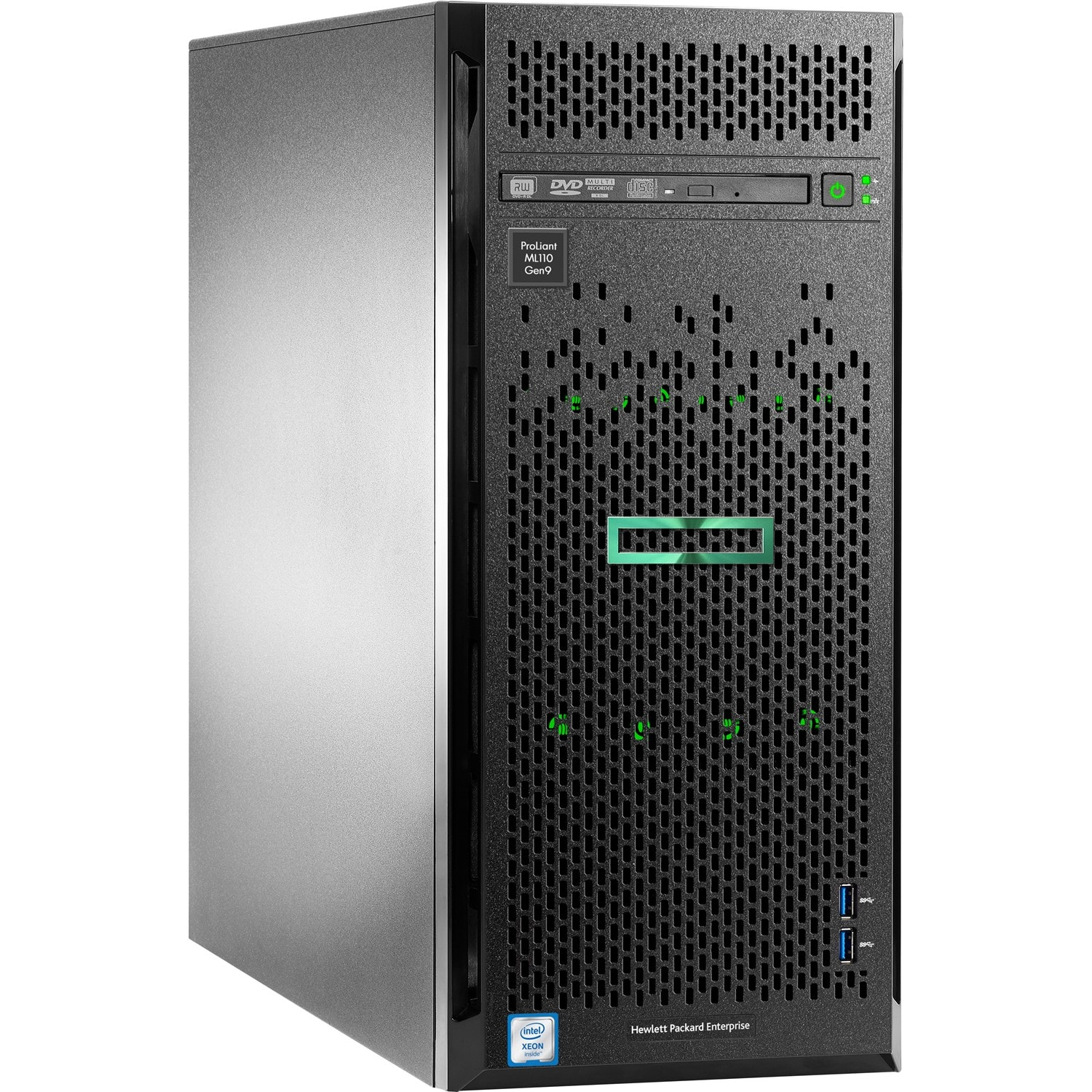 Buy HPE ProLiant ML110 G9 4.5U Tower Server - 1 x Intel ...
