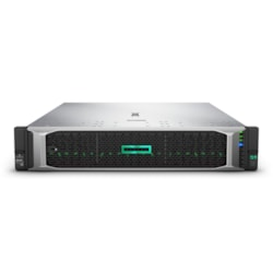 HPE ProLiant DL380 G10 2U Rack Server - 1 x Intel Xeon Silver 4110 Octa-core (8 Core) 2.10 GHz - 32 GB Installed DDR4 SDRAM - 12Gb/s SAS Controller - 2 x 800 W